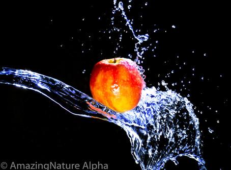 Spritzige Früchte ganz leicht selber fotografieren