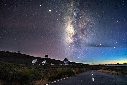 Sternenhimmel La Palma