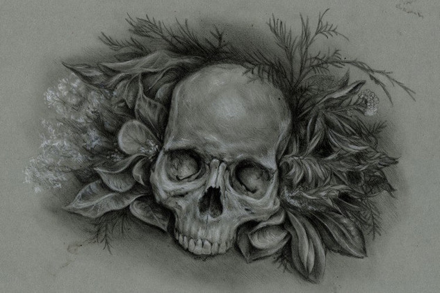 sketch by the artist
