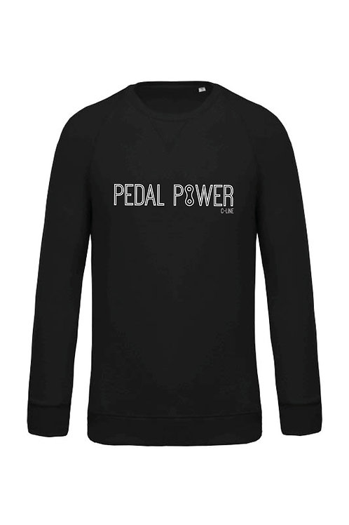 Pedal Power sweater - Men