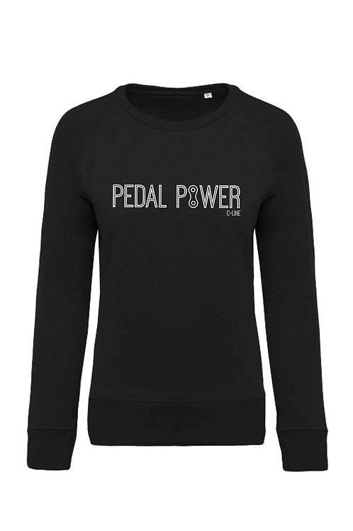 Pedal Power sweater - Women
