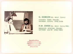 G Dobson a H M Owen
