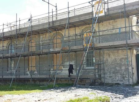 Gwaith Capel | Chapel Conversion: Mehefin | June 2017
