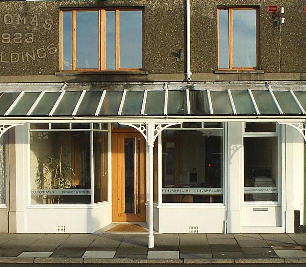 Swyddfa Dobson:Owen Office
