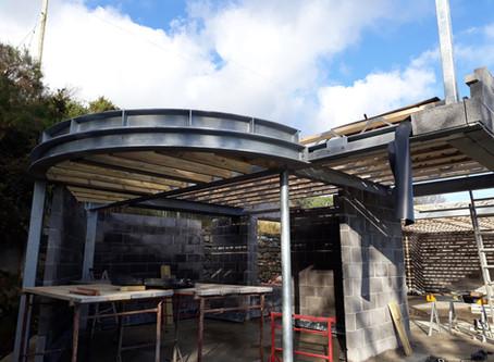 Tŷ Newydd 5 Llofft   5 Bedroom Newbuild Dwelling