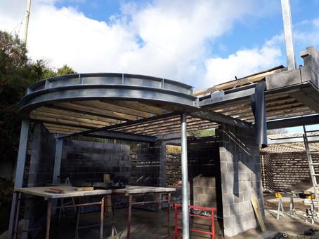 Tŷ Newydd 5 Llofft | 5 Bedroom Newbuild Dwelling