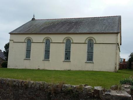 Gwaith Capel | Chapel Conversion: Rhagfyr | December 2016