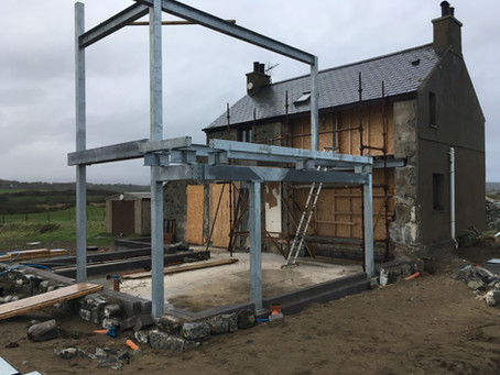 Tŷ Arfordirol | Coastal House