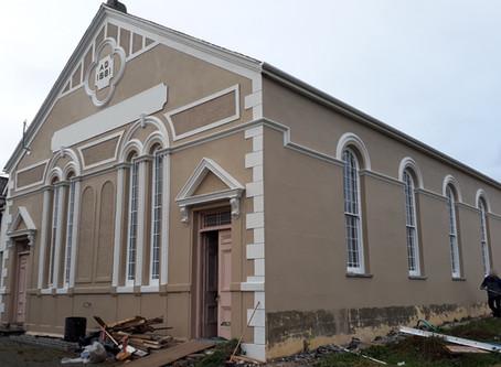 Gwaith Capel | Chapel Conversion: Hydref | October 2017