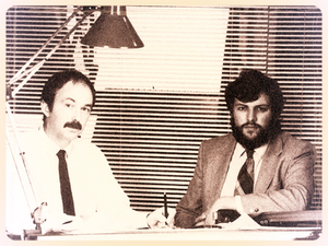 Gareth Dobson & Huw Owen
