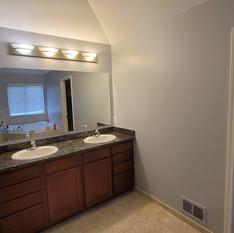 Master bathroom different angle