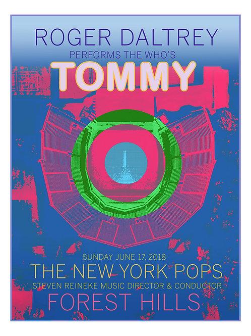 TOMMY : Daltrey & The NY Pops
