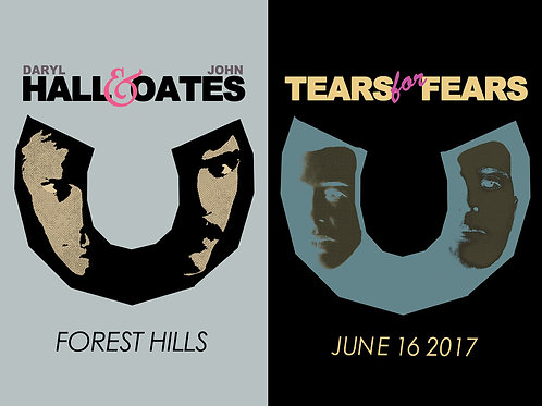 Hall & Oates / Tears for Fears