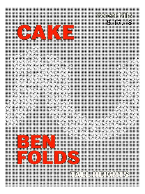 Cake & Ben Folds