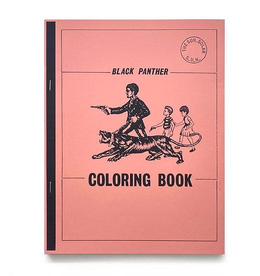 BLACK PANTHER COLORING BOOK Corey Presha & Bill Sullivan