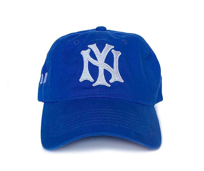 NY S U N IN BLUE