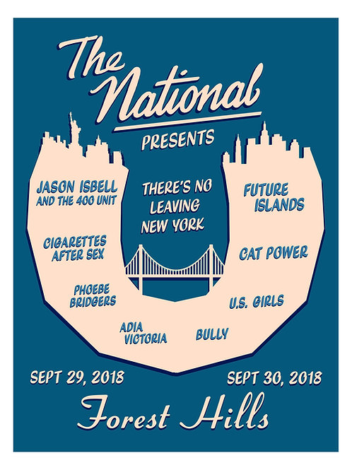 The National Presents