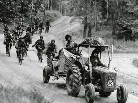 Norrlands bandvagnskrigare