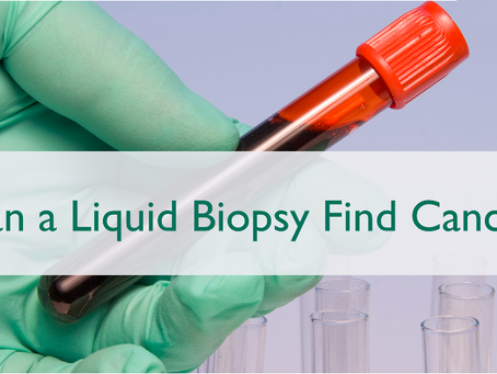 Liquid Biopsy: Using Tumor DNA in Blood to Aid Cancer Care