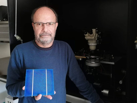 Energía Solar: de la utopía a la esperanza, con Ignacio Mártil De la Plaza