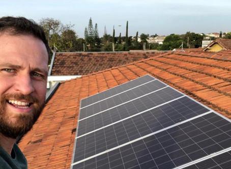 Un año de ahorro gracias a la Energía Solar