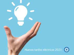 Nuevas tarifas eléctricas 2021