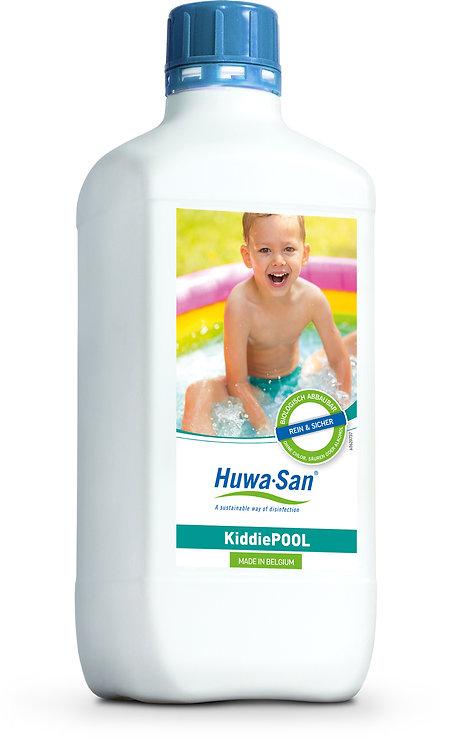 Huwa-San Kiddiepool 1 Liter incl.10 Teststreifen