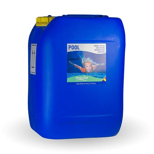 Huwa-San Pool 20 Liter Chlorfrei (bis 150 m³)
