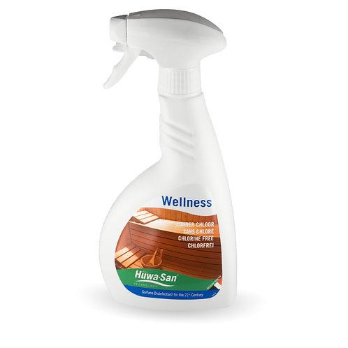 Huwa-San Wellness Sauna Desinfektion (Chlorfrei) 500 ml
