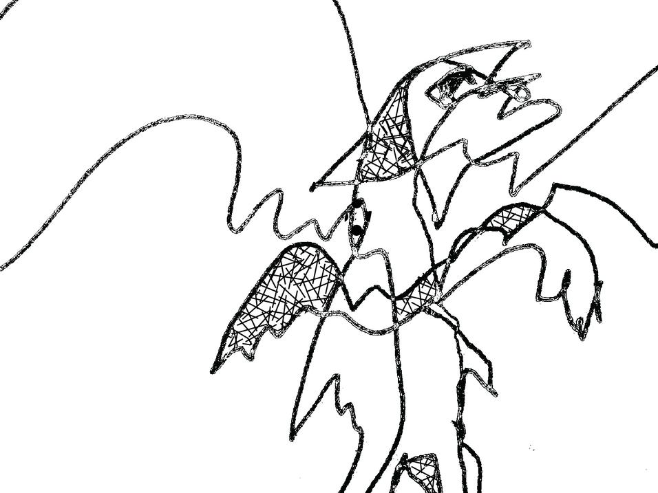 Mythological Creature—Griffin