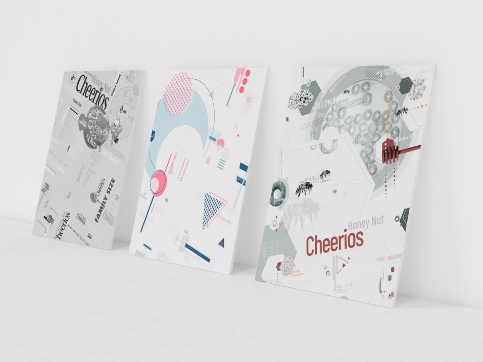 Cheerios Posters