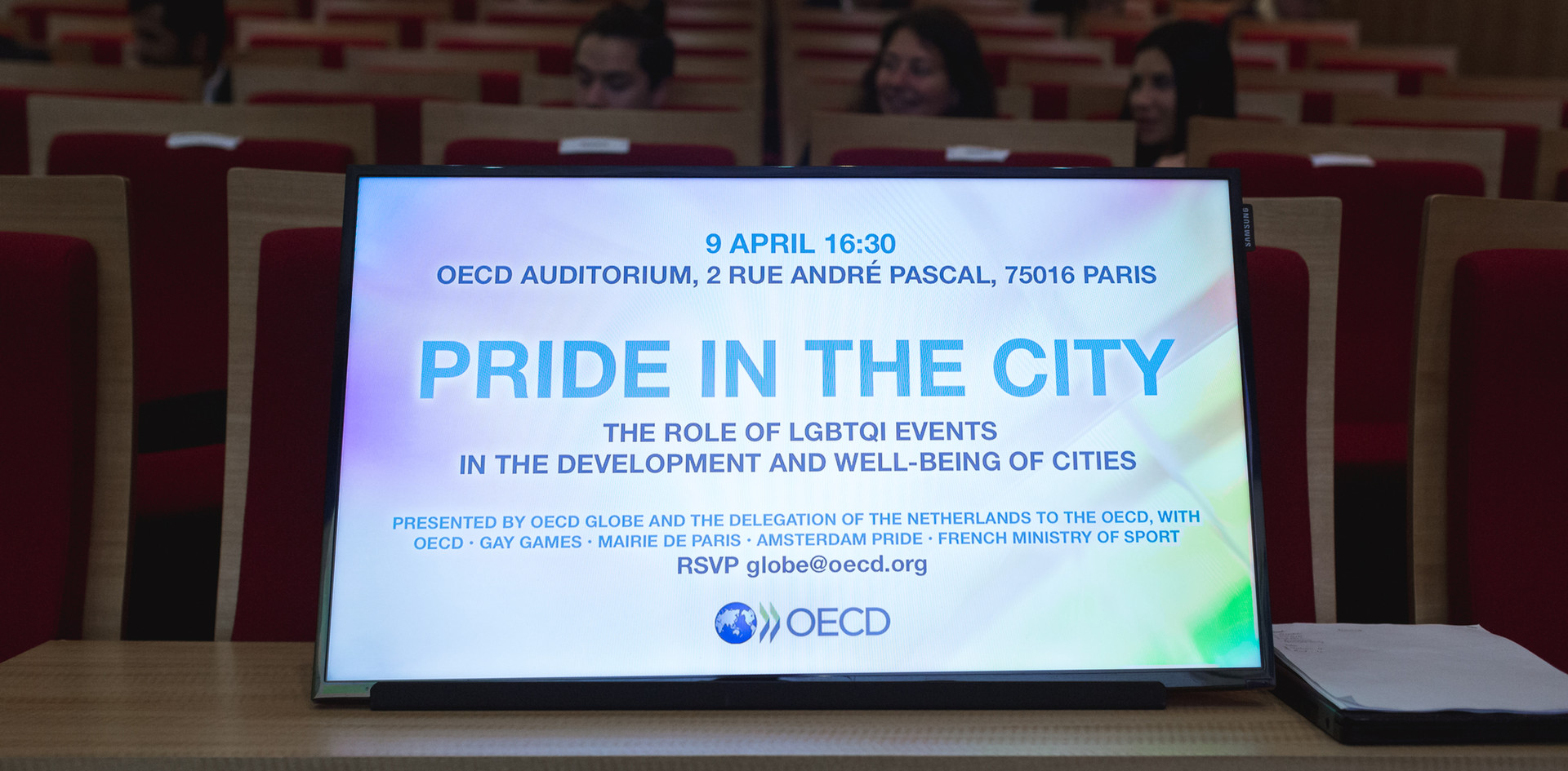 Pride in the City