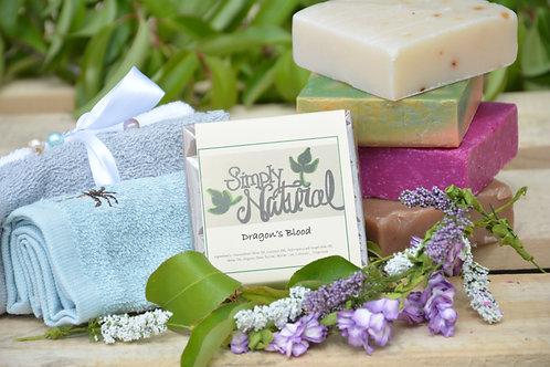Dragons Blood All Natural Handmade Bar Soap