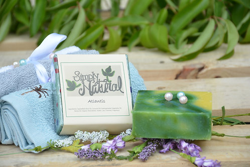 Atlantis All Natural Handmade Bar Soap