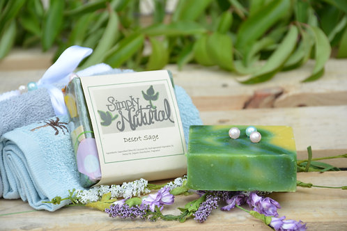 Desert Sage All Natural Handmade Bar Soap