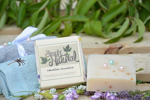 Hawaiian Sunshine All Natural Handmade Bar Soap