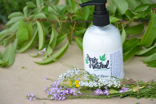 Simply Natural Lotion Lavender Fields
