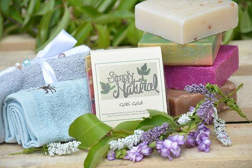 Gobi Gold All Natural Handmade Bar Soap