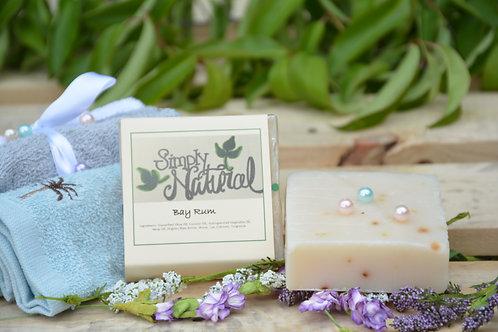 Bay Rum All Natural Handmade Bar Soap