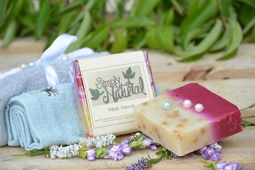 Petal Dance All Natural Handmade Bar Soap