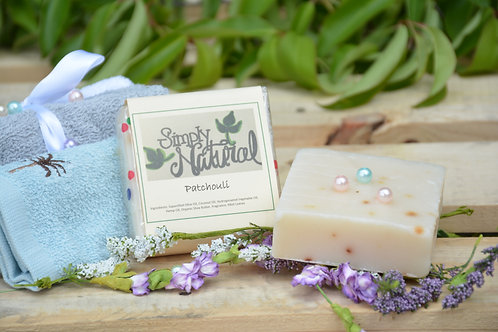 Patchouli All Natural Handmade Bar Soap