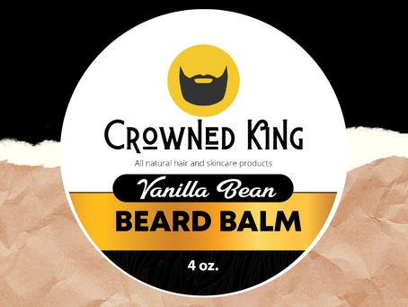 Hey guys, we recently added our Brand new Vanilla bean beard balm! Order today‼️
