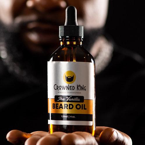4oz. Vanilla Beard Oil