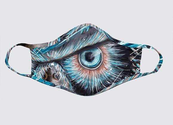 Masque « Loulou le Hibou »