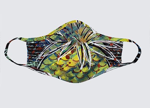 Masque « L'ananas »