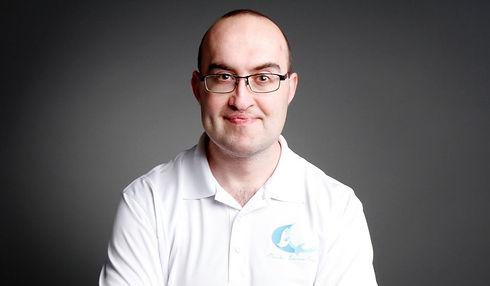 Nicolas Lacroix-Pépin, Massothérapeute à la Clinique Hormona, ville de Québec