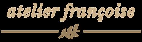 logo atelier françoise