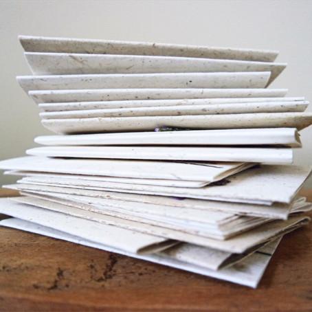 materialen papierkeuze