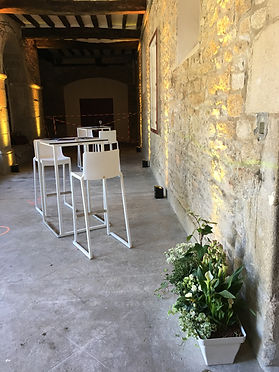 Locations plates - Aménagement Terrasse