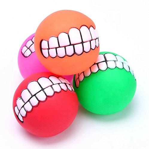 Squeaky Teeth Ball